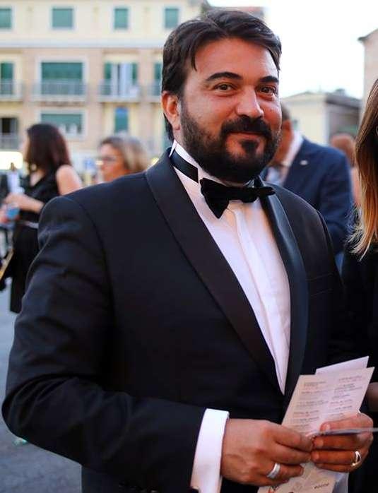 Michele Panella presidente associazione culturale Tri-boo teatro laboratori didattici progetti  regista e attore
