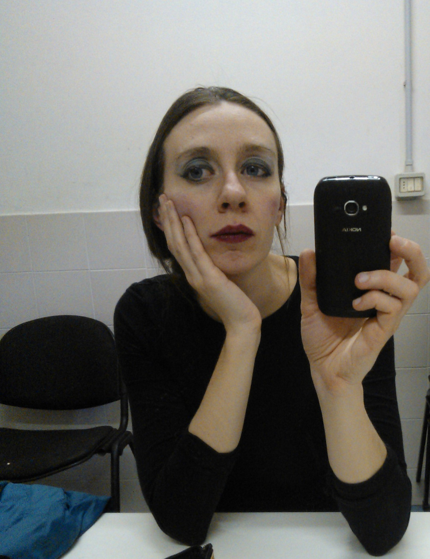 Margherita Fantoni segretaria associazione culturale e teatrale Tri-boo a Firenze insegnante di teatro