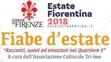 """Fiabe d'estate"" – Estate Fiorentina 2018"
